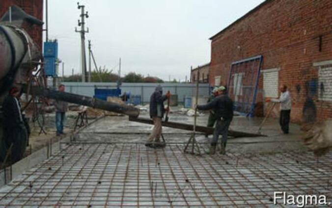 Производство и продажа строительных материалов