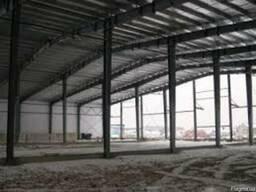 Производство и строительство зданий из легких металлоконстру