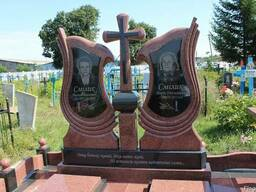 Производство и установка памятников