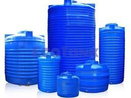 Производство изготовление пластиковых емкостей в украине