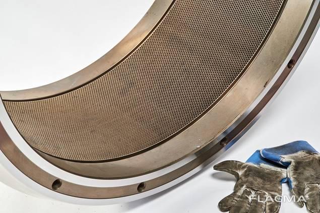 Производство матриц к пресс грануляторам