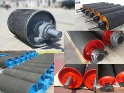 Производство приводных и натяжных барабанов