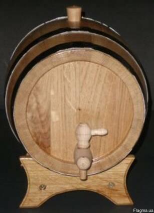 Дубовые бочки для домашних вин и коньяков