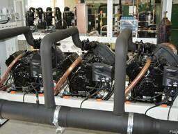 Производство промышленных холодильных агрегатов и станций
