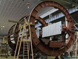 Производство шестерен, валов роторных вагоноопрокидователей