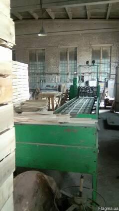 Продам производство шпона, тары из шпона и деревянной тары