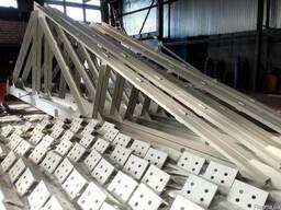 Производство сложных изделий, металлоконструкций