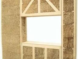 Производство соломенных панелей