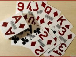 Производство сувенирных и профессиональных игральных карт.