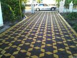 Плитка тротуарная от производителя бордюр водосток парапет - фото 5