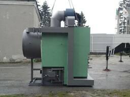 Производство твердотопливных теплогенераторов (предтопок)