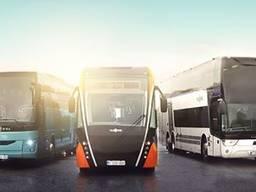 Прокат автобуса - буса - авто (з водієм) у Львові