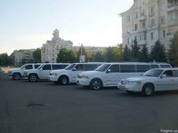Прокат лимузинов Краматорск Славянск и Донецкая область