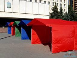 Аренда палатки для выставки