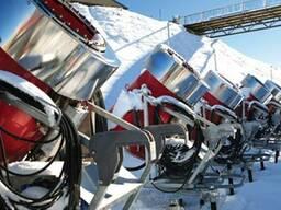 Прокат систем оснежения. Аренда генераторов снега. Прокат ис