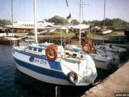 Прокат яхты в днепропетровске/Прогулка на яхте по Днепру