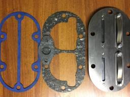 Прокладка головки верхняя, нижняя компрессора СО-7Б
