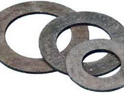 Прокладка уплотнительная для фланцев паронитовая ПОН ГОСТ 15