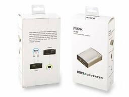 ProLink PRO 001 - преобразователь Component (RCA) - HDMI
