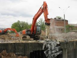 Промисловий демонтаж будівель та конструкцій
