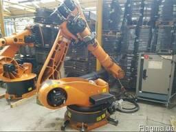 Промисловий робот KUKA KR 100/2P - KRC2