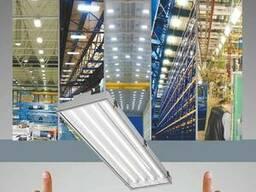 Промышленное освещение - светильники, прожектора.