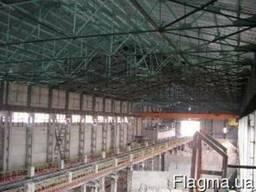 Промышленное строительство: Украина.