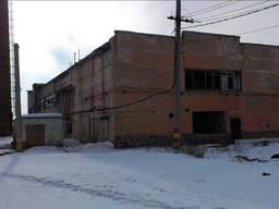 Промышленное здание 3000 м. кв, Буденовский р-н, Донецк