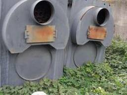 Промышленный газовый котел Viessmann