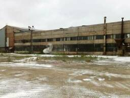 Промышленный комплекс 4500 м2 с Ж/д веткой