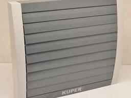 Промышленный тепловентилятор Kuper, 10-30 кВт. Водяной.