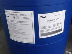 Пропионовая кислота, пропановая кислота, метилуксусная кисло