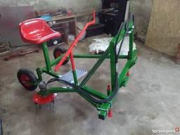 Пропольник (окучник) гідравлічний для трактора