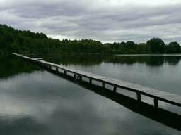 Пропонується зариблене Озеро в Луцьку поруч Ковель Волинська
