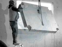 Прорезка дверных и оконных проёмов. Резка перекрытий жб