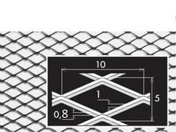 Просечно-вытяжной лист TH MR10/5x1x0, 8/1000x2000