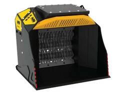 Просеивающий ковш MB-HDS314 (для техники от 6 до 20 тонн)