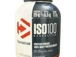 Протеин Dymatize ISO-100 2275 g /81 servings/ Orange. ..