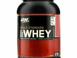 Протеин Optimum Nutrition 100% Whey Gold Standard 909 g. ..