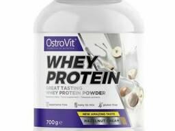 Протеин OstroVit Whey Protein 700 g /23 servings/ Hazelnut