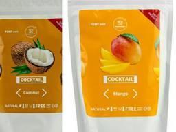 Протеиновый коктейль с протеина и клетчатки