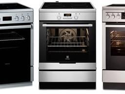 Протестовані кухонні плити: газ, електро, індукція. Распродаж зі складу Встигніть замовити