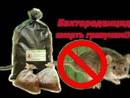 Против мышей родентицид Бактороденцид (Бактеронцид)