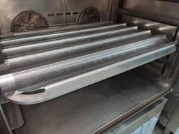 Противень багетный перфорированный 60*40 см.