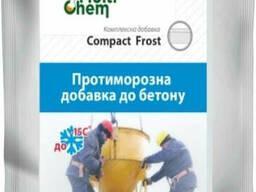 Противоморозная добавка для бетона, тротуарной плитки Compact Frost Premium, 1 кг