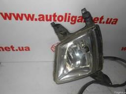 Противотуманка левая-правая Peugeot 407 04-11 б/у