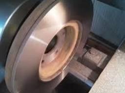 Проточка тормозных дисков и барабанов грузовых и легковых - фото 2