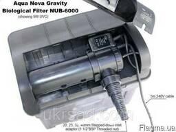 Проточный фильтр для пруда AquaNova NUB-6000 UVC9 - фото 3