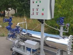 Проточный нагреватель термального масла НТЭ-50М