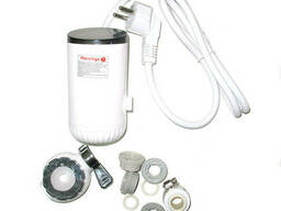 Проточный водонагреватель мини бойлер plumber Free RX-013. ..